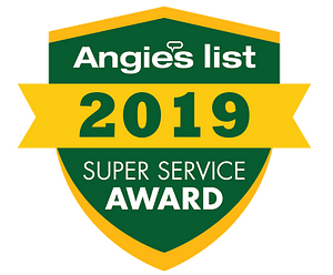 Hydro Clean Earns 2019 Angie'sList Super Service Award